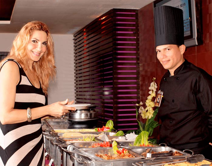 Come delicioso en Golden Island Casino